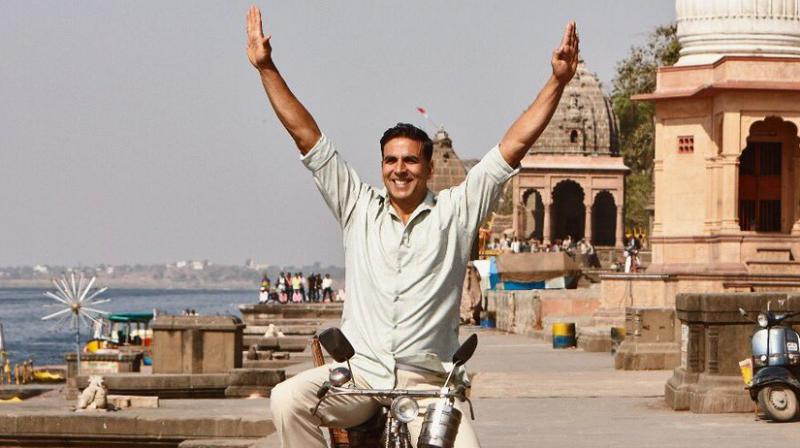 Pad Man, Bollywood movie, Akshay Kumar
