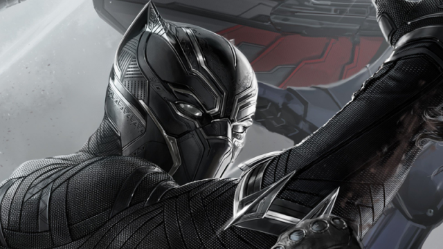 black panther, t'challa, marvels,