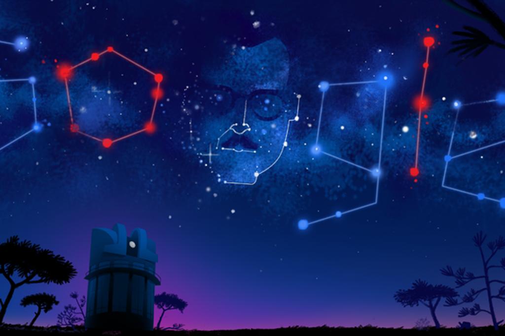 Google ,Astronomer Guillermo Haro, supernovae