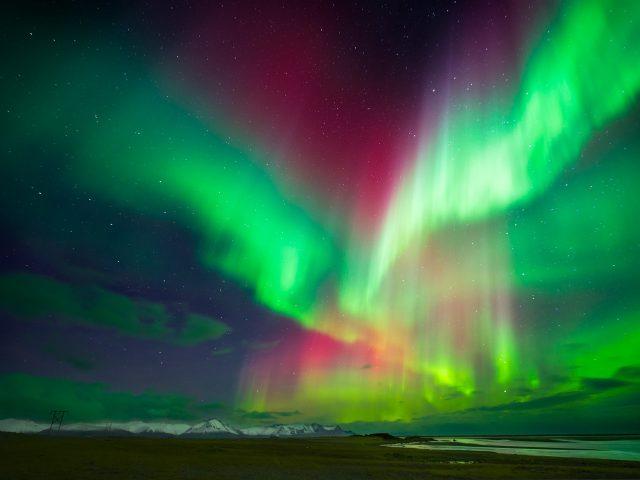 Aurora Borealis ,Science News, Canada