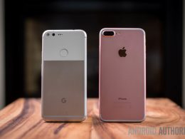 iPhones, micro led