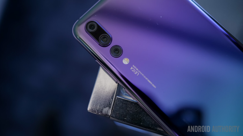 Huawei P20 Pro Hands On Review Video Appears
