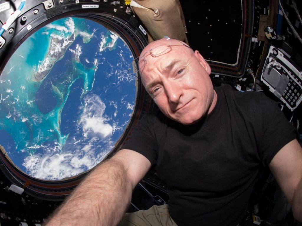 Scott Kelly, NASA, DNA alteration