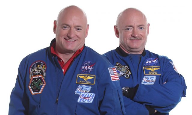 Scott Kelly, NASA, DNA alteration, space