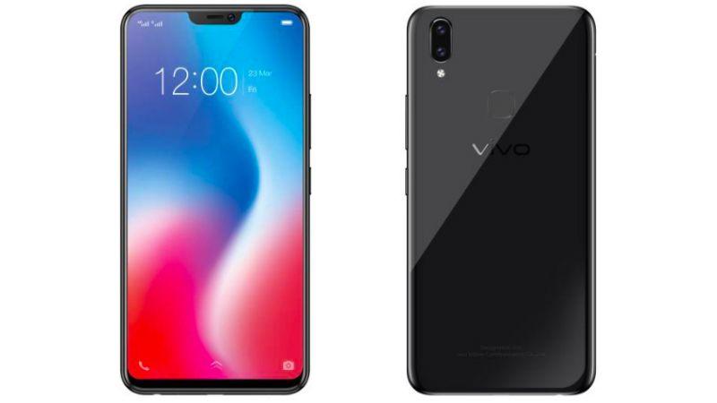 Vivo V9. Mobile phones, technology