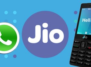 Whatsapp, jiophone, technology