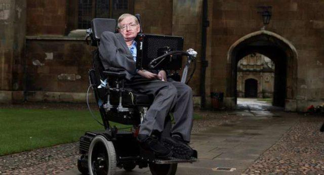 Stephen Hawking, NASA, Nobel Prize