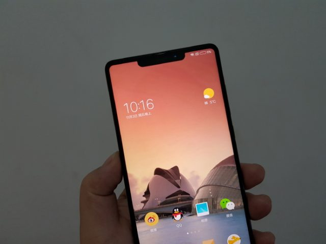 Xiaomi, MI Mix 2, mobile phones