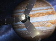Stunning images of Jupiter shows raging storms as captured by Juno Probe of NASA