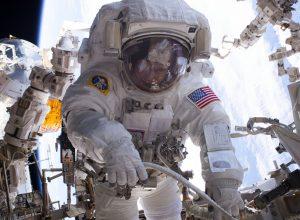 NASA, space walk