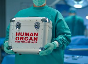 Health, Organ Transplant, Brain dead man