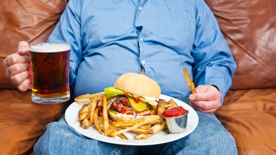 Hunger nerve, obesity, tips to reduce weight