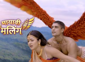Mayavi Maling, written episode, star bharat