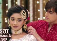 """Yeh Rishta kya kehlata hai""written episode on 20 july 2018. "" Naira and Kartik meets same temple """