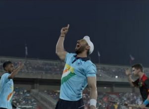 Soorma movei collection 3rd day score