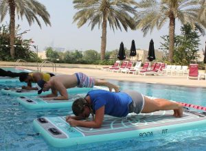 UAE exercise tips