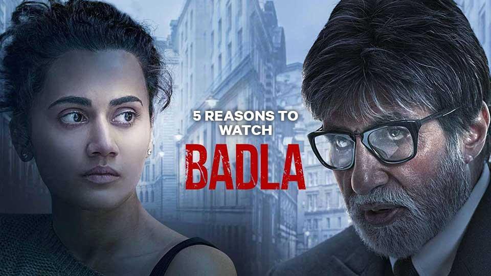 Amitabh Bachchan, Badla Box Office Collection, Badla Total Box Office Collection Day 11, Badla Box Office Collection Day 11, Taapsee Pannu