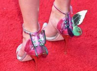 Taylor Swift Butterfly Shoes, Taylor Swift, Kim Kardashian, Sophia Webster Butterfly Heels