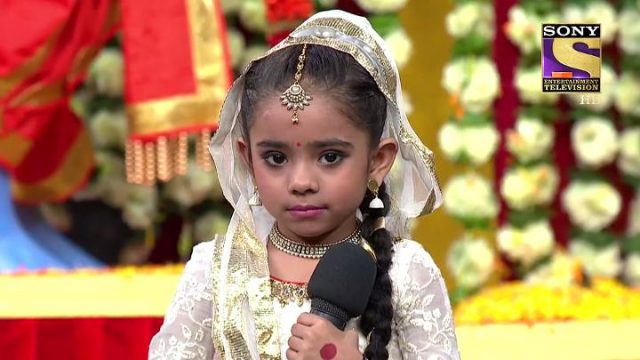 A 6-Year-Old Rupsa Batabyal Becomes Super Dancer Chapter 3 Winner!