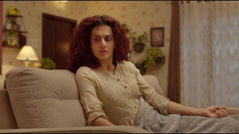 Game Over 2nd (Second) Day Total Box Office Collection: Taapsee Pannu Film Doing Well