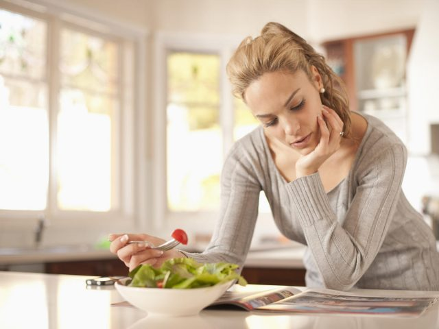 Posture while eating, Food Taste Buds, stress
