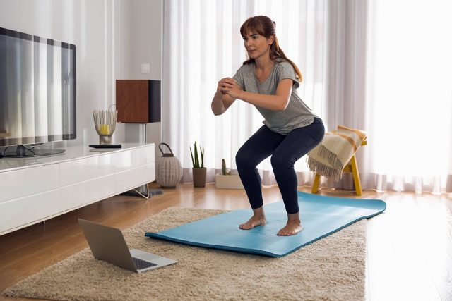 How Working Out At Home Is More Effective Than Gyming?