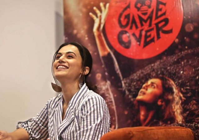 Game Over 1st (First) Day Box Office Collection: Taapsee Pannu Thriller Film Hit or Flop?