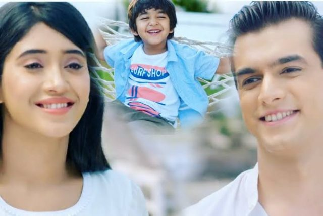 Yeh Rishta Kya Kehlata Hai Written Updates 3rd July 2019: Naira Watches Kartik Playing With Kairav