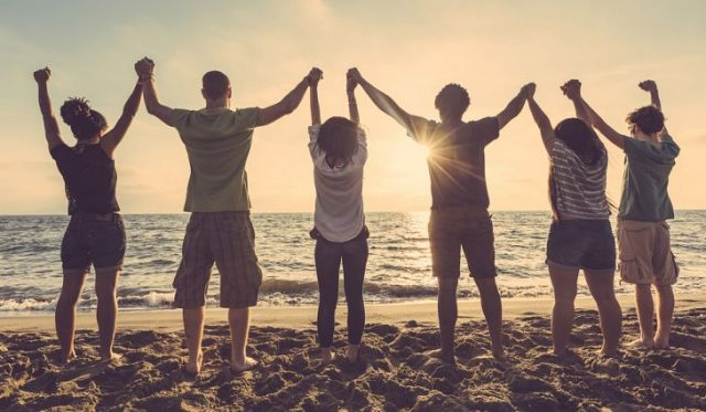 Friend Circle, social strength, health, how friend circle affects health, individual well being
