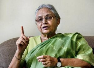 Three-Time Delhi CM Sheila Dikshit Dies At The Age of 81