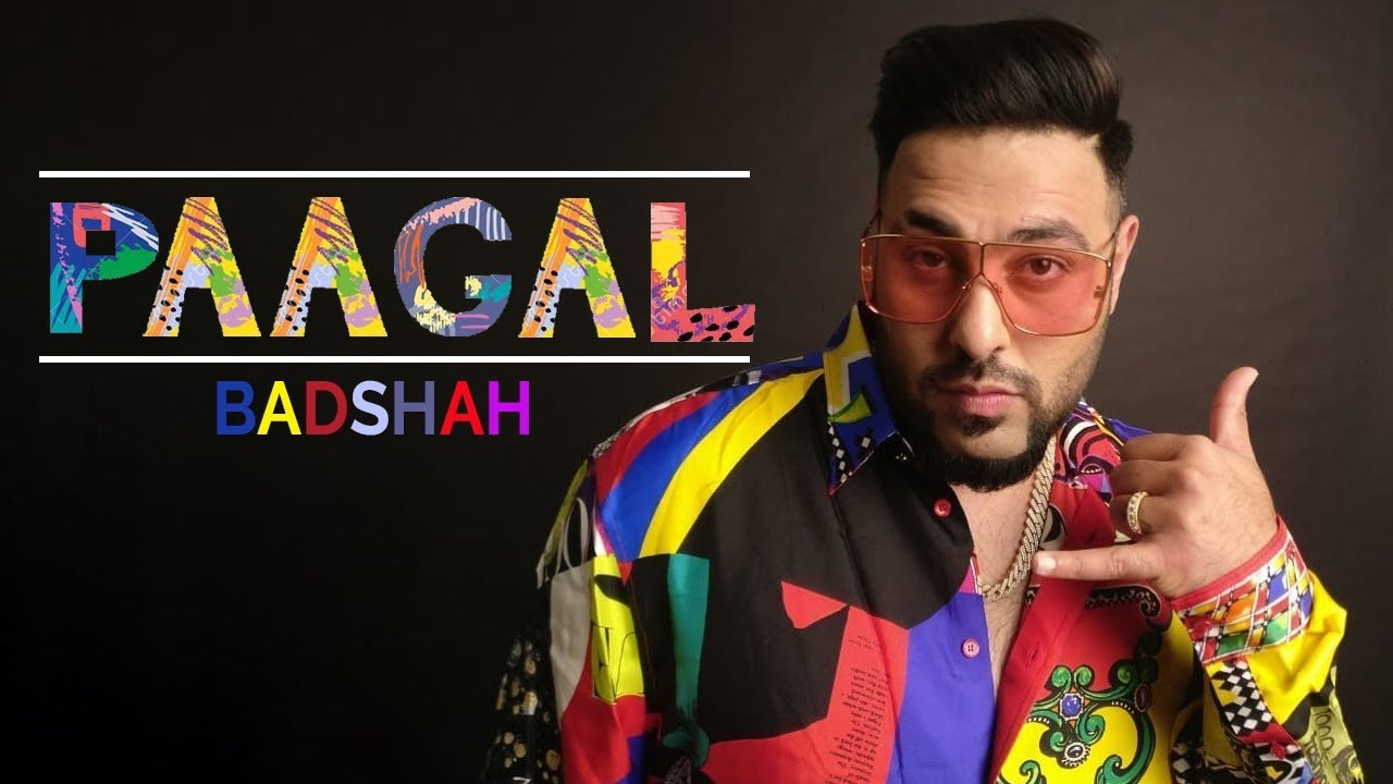 Image result for Rapper Badshah's Paagal Clocks :  In 100 Million Views In 24 Hours