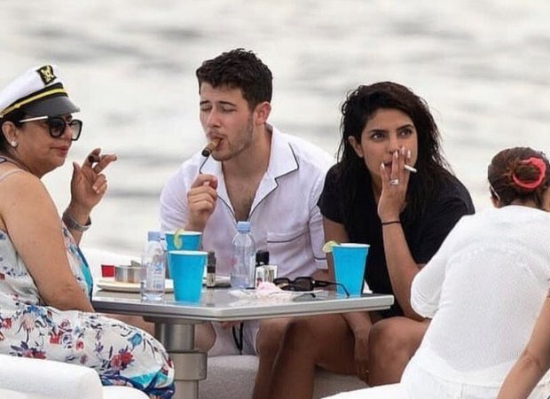Priyanka Chopra, Nick Jonas, Madhu Chopra, Troll, Meme, Twitter, Smoking, Birthday Celebration, Miami, Bollywood News, Celebrity News