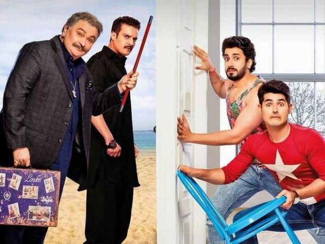 Jhootha Kahin Ka 1st (First) Day Box Office Collection: Who wants an overdose of confusion?