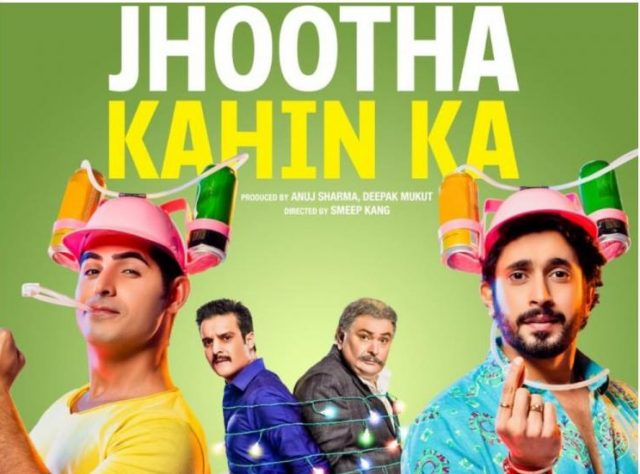 Jhootha Kahin Ka First Weekend Box Office Collection Day 3: Comedy Movie Receives Dull Response