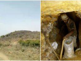 Sonbhadra, Gold found in Sonbhadra, Sonpahadi, Gold found in Uttar Pradesh, Gold found in UP, Gold Deposit in Sonbhadra