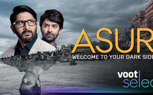 Asur, Asur Review, Voot Asur Review, Arshad Warsi, Barun Sobti