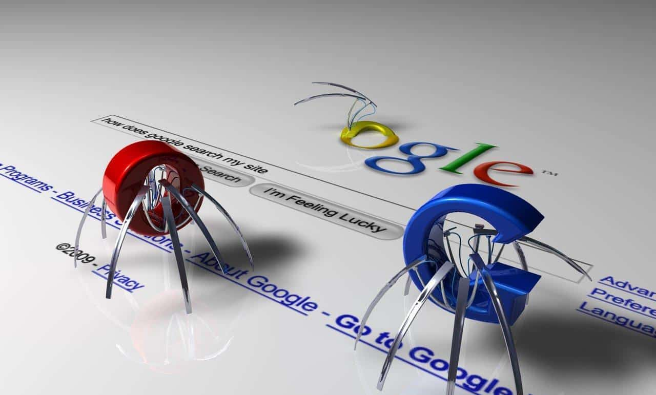 google indexing