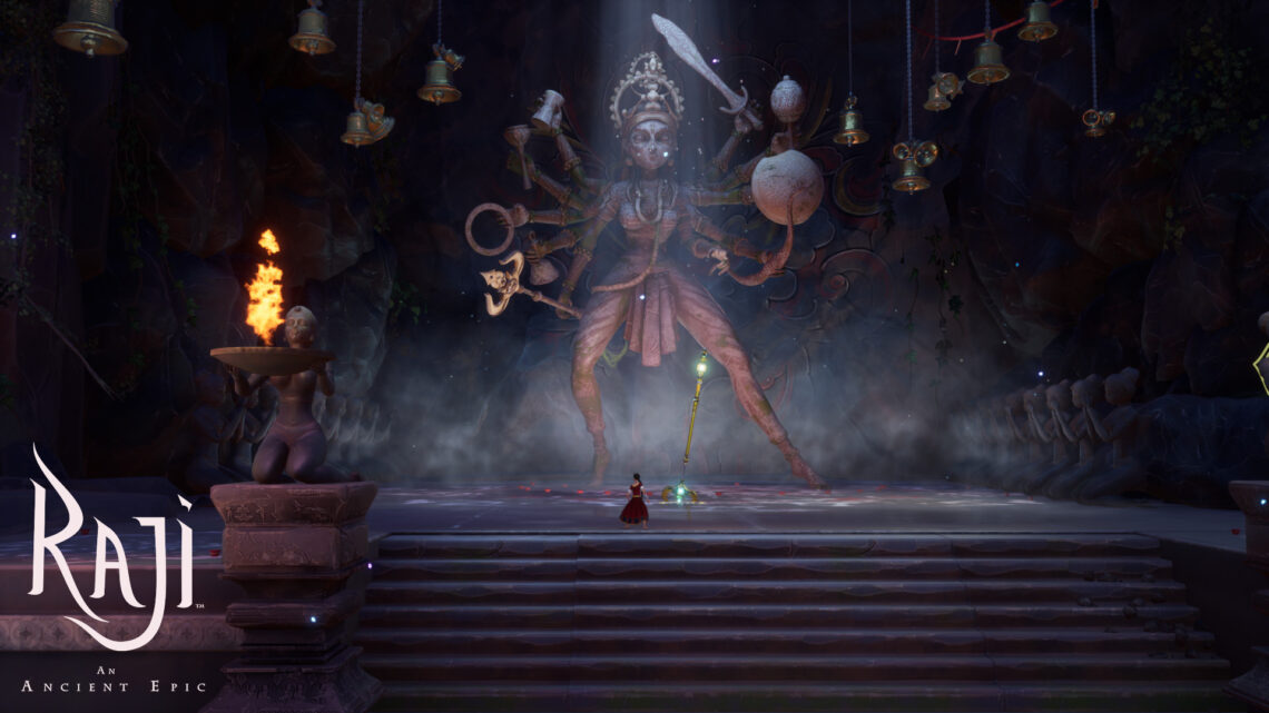 Raji India's first game: An Ancient Epic is Released on PC, PS4, and Xbox One