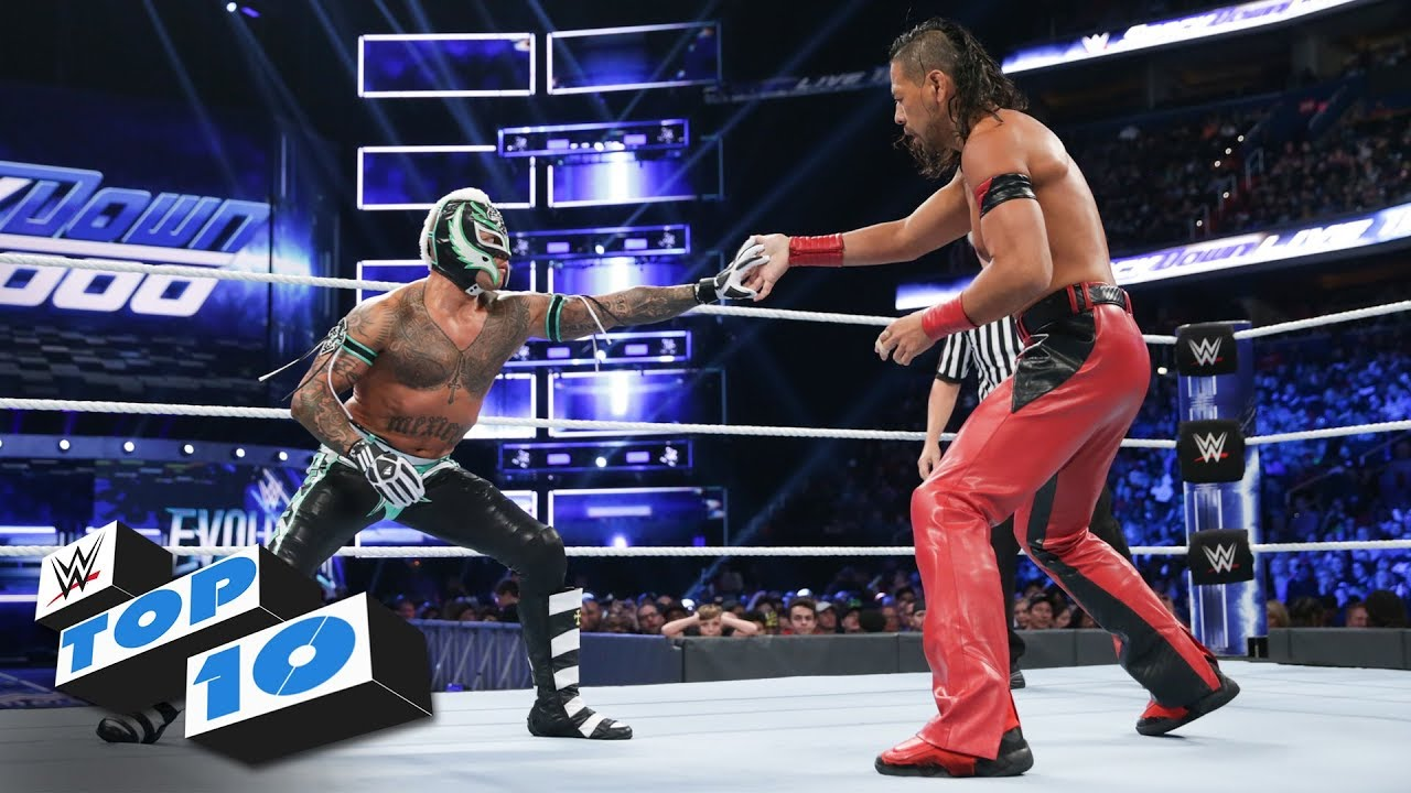 WWE Friday Night SmackDown 16th October Match Card Fight Results Highlights Full Length Matches
