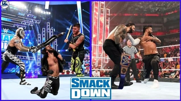 WWE SMACKDOWN Friday Night 23rd October 2020 – Confirmed Match Card, Live Updates, Results, Highlights