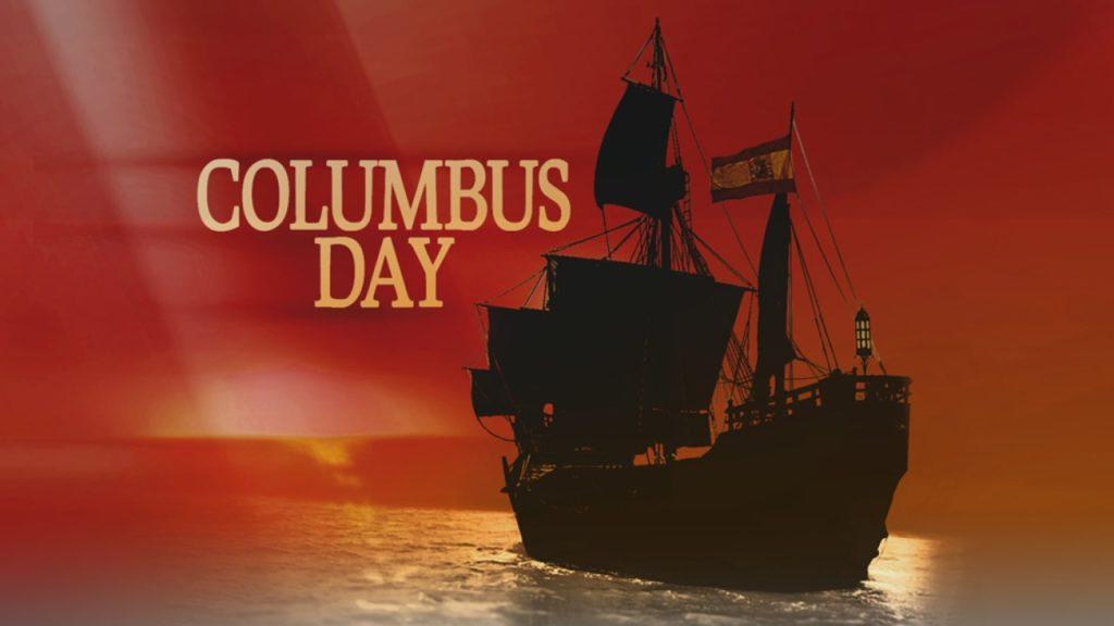coloumbus day