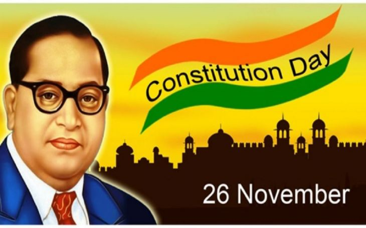 Happy Indian Constitution (Saṃvidhāna) Day Images Quotes Whatsapp Status Videos & Pictures