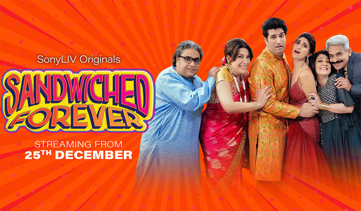 Watch Sandwich Forever All Episodes On Sony Liv App Release Date & Trailer