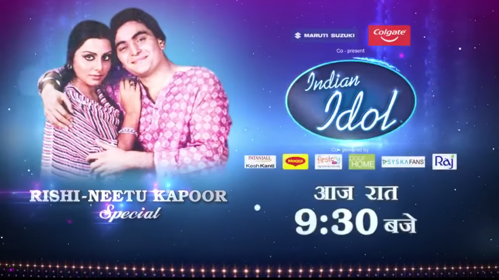 indian idol specail episode