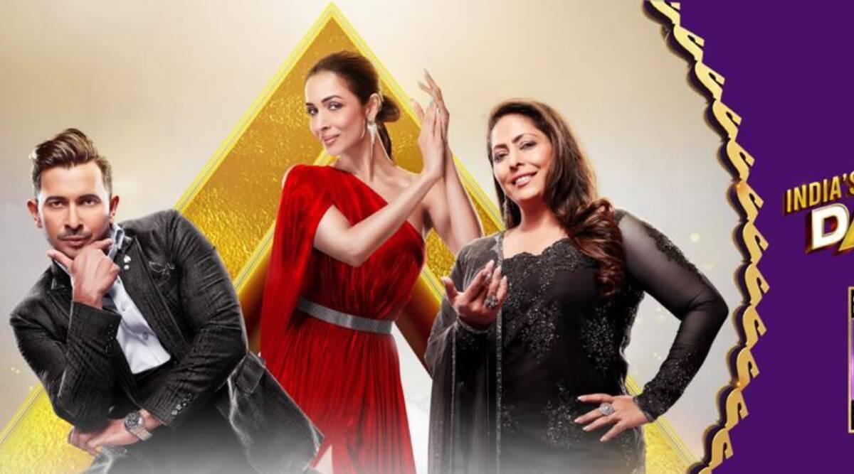Best Indian Dancer Season 2
