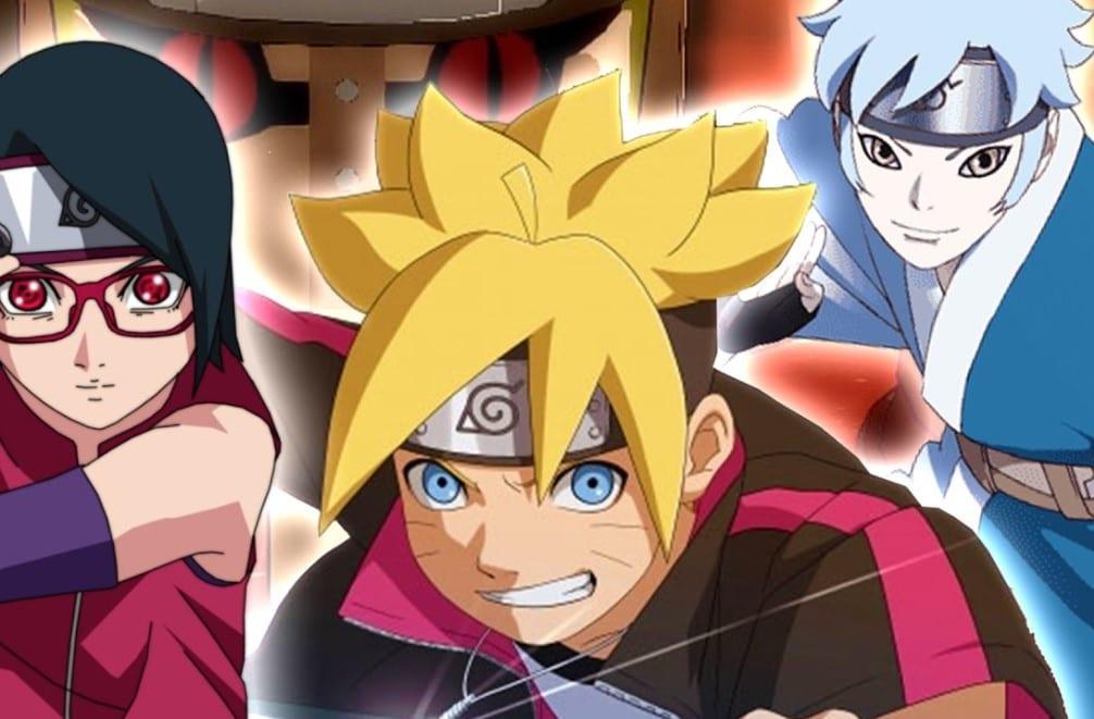 Boruto Naruto Next Generations Episode 209 Release Date
