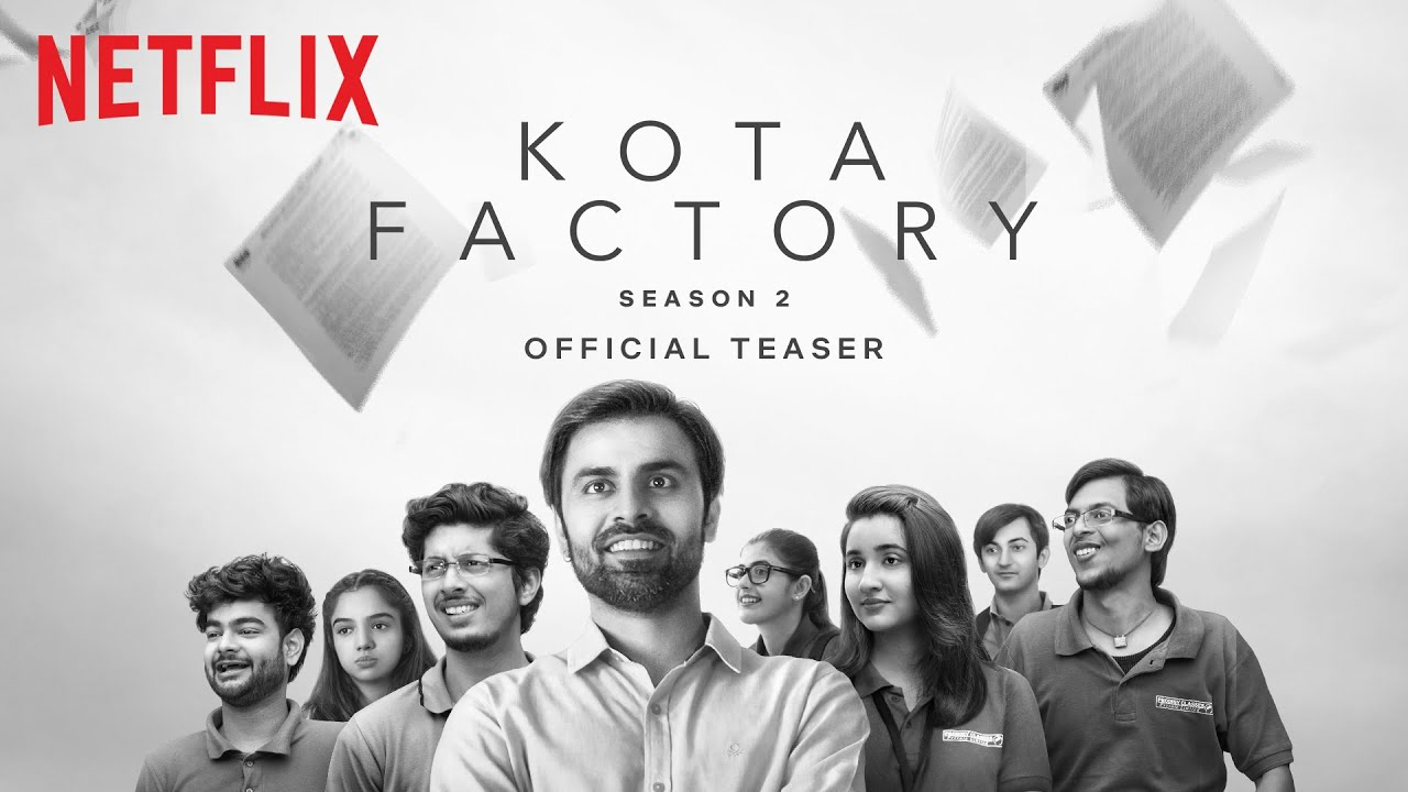 the series created by Saurabh Khanna and directed by Raghav Subbu for The Viral Fever